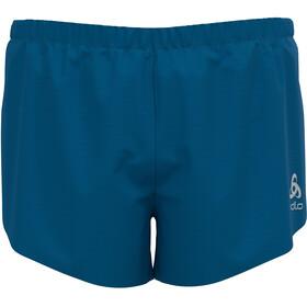 """Odlo Zeroweight 3"""" Split Shorts Men, niebieski"""